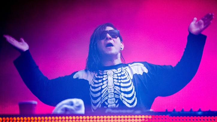 Skrillex Pairs with Cirque du Soleil for Las Vegas Club Residency