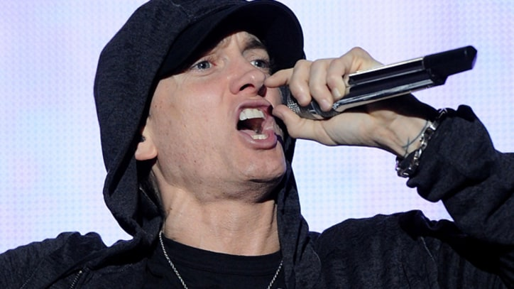 Eminem's Next Album Coming 'Post-Memorial Day'
