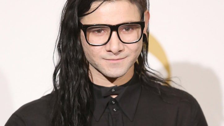 Skrillex on Grammy Wins: 'I Didn't Expect to Be Here Again'