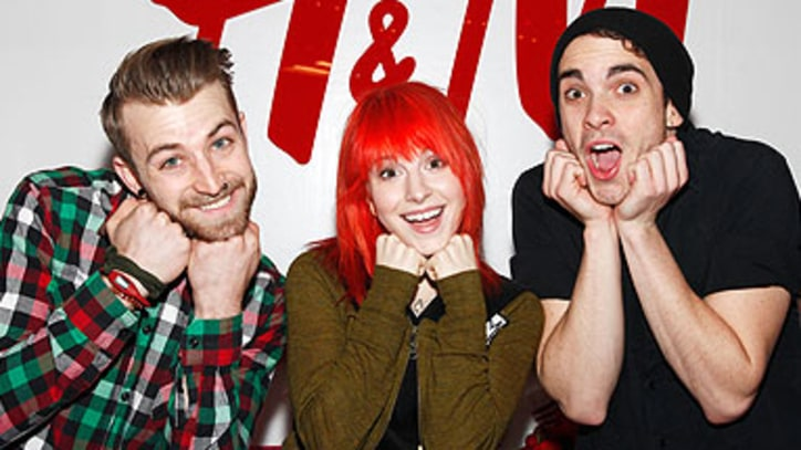 Paramore Prep New Album, South American Tour