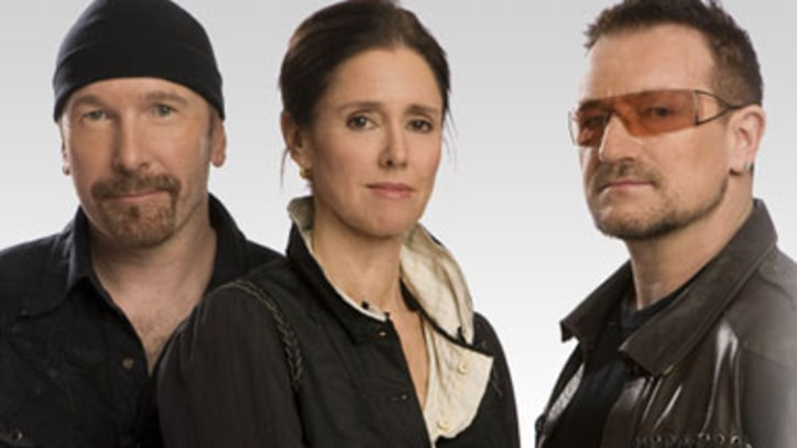 Bono and The Edge to Attend All Remaining 'Spider-Man' Previews