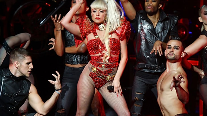 Lady Gaga Postpones Four Concerts Due to Injury