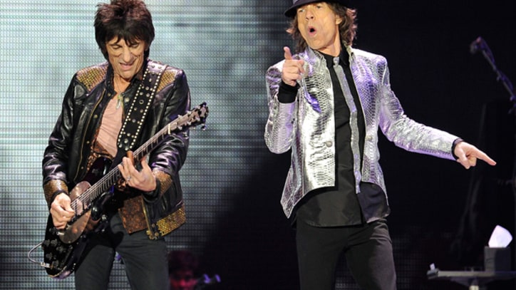 Ronnie Wood Wants Rolling Stones to Play Glastonbury