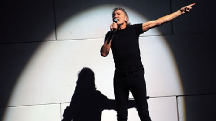 Roger Waters To Film 'The Wall' Shows For Possible DVD Release
