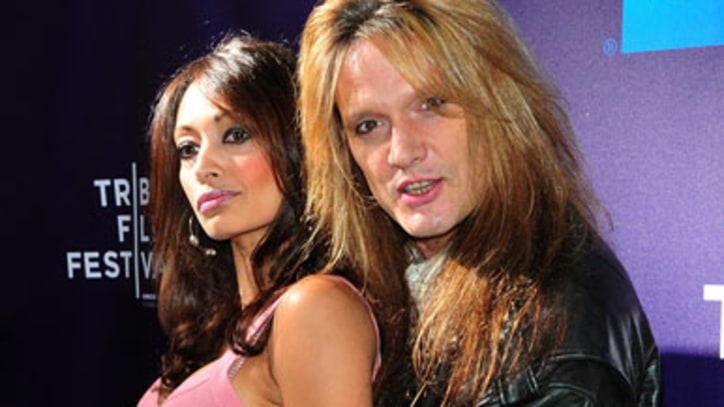 Sebastian Bach and Wife Split
