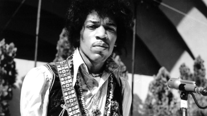 Jimi Hendrix Blazes Through the Experimental 'Hear My Train a-Comin'' - Song Premiere