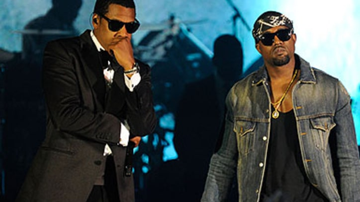 Is Kanye West's Collaboration with Jay-Z Coming Out Next Week?