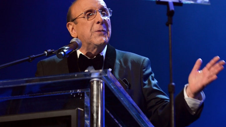 Clive Davis Comes Out in New Memoir