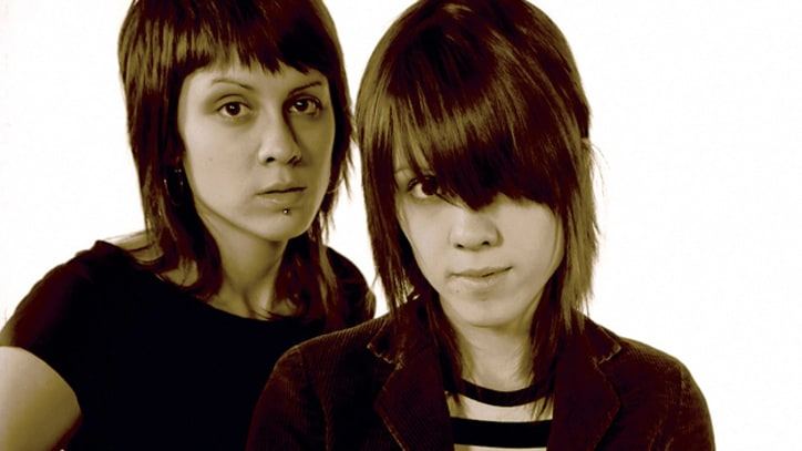 Tegan and Sara: Identical Twins Share Love of Post-Punk and Cute Girls