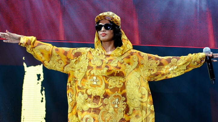 M.I.A. Claims the Grammys Stole Her Stage Ideas