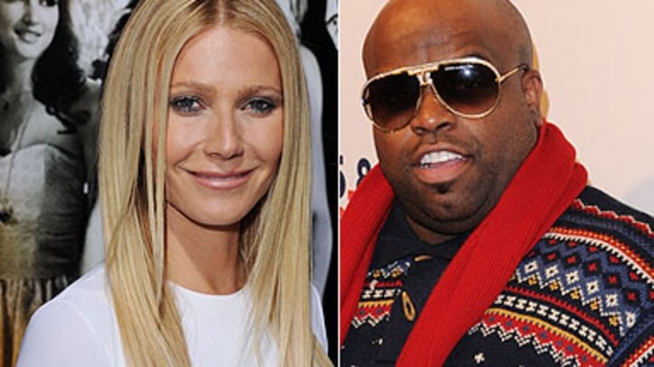 Gwyneth Paltrow May Duet with Cee Lo on 'SNL'