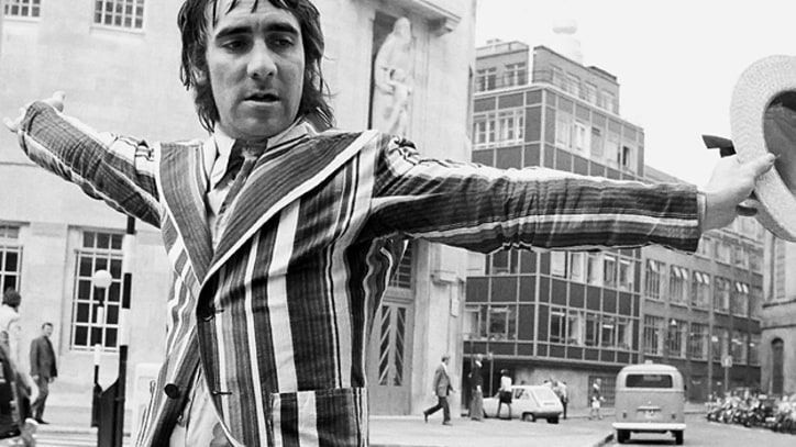 Keith Moon: One-Man Wrecking Crew