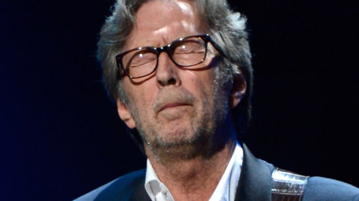 Eric Clapton: 'When I'm 70, I'll Stop Touring'