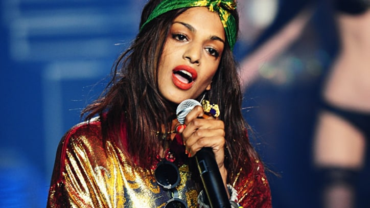 M.I.A. Releases 'Matangi' Mix for Kenzo Fashion Show