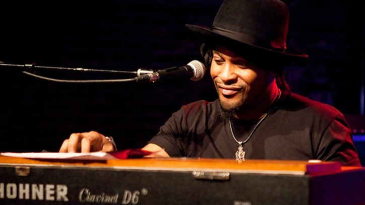 D'Angelo and Questlove Let Loose in Brooklyn