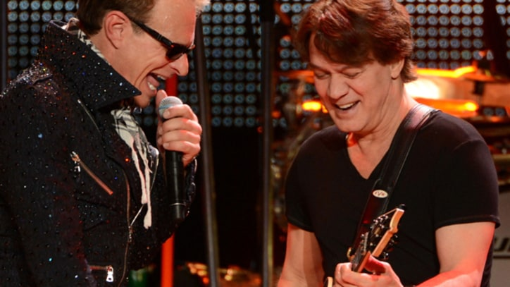 Van Halen Shoot Down Tour Rumors: 'Nothing's Been Discussed'