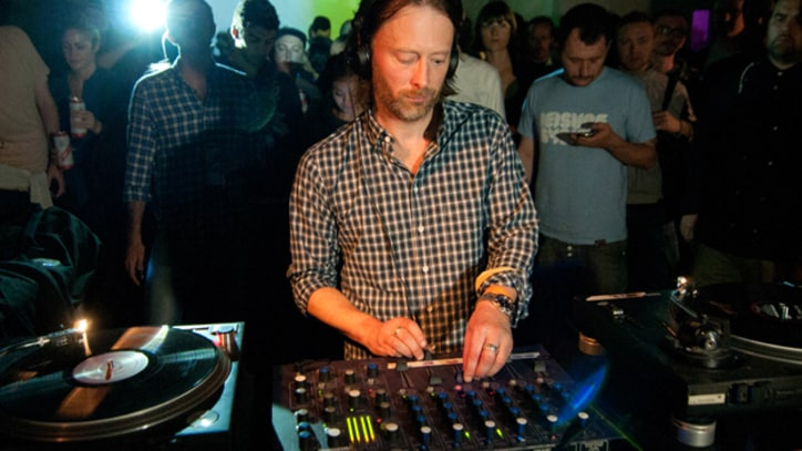 Thom Yorke: Atoms for Peace DJ Set Will Be 'Really Exciting'