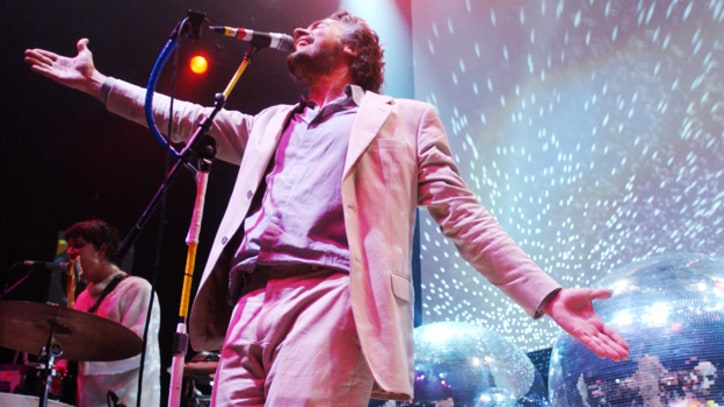 Flaming Lips Celebrate in Seattle