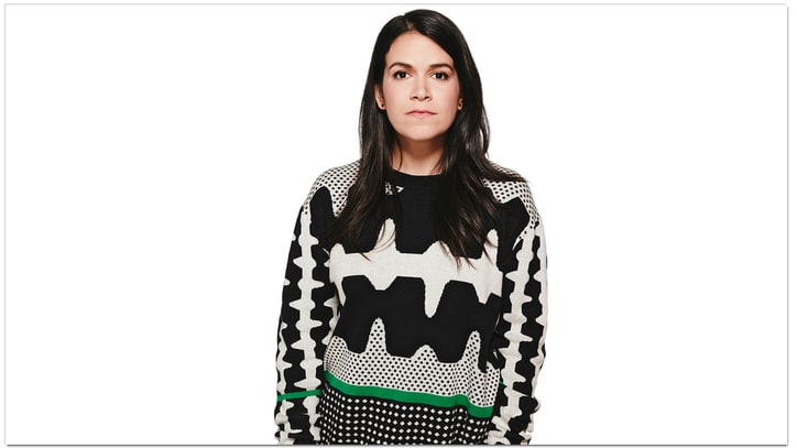 'Broad City' Star Abbi Jacobson on New Book, Why Trump Is 'Bananas'