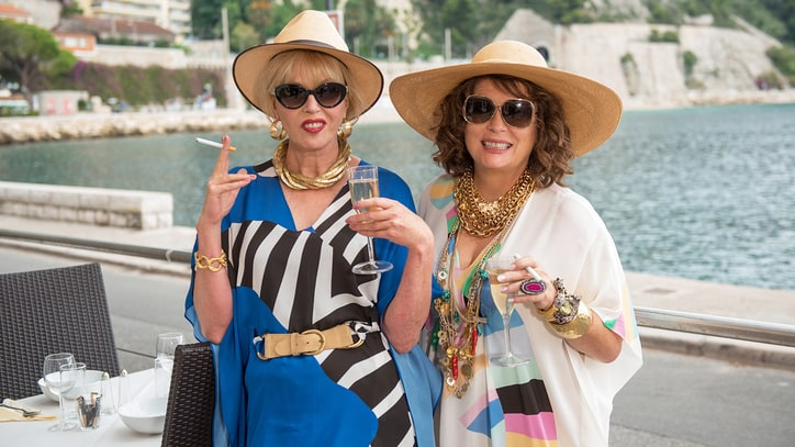 'Absolutely Fabulous: The Movie' Review: Lush for Life