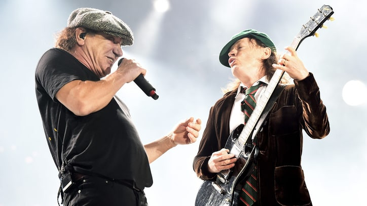 AC/DC Prep Expansive 'Rock Or Bust' Tour Book