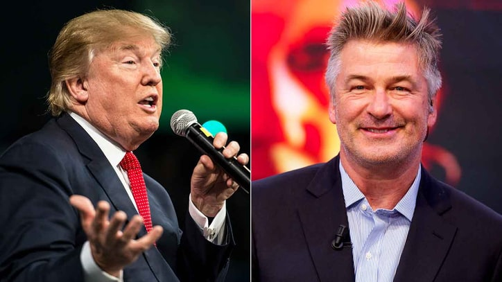 See Alec Baldwin Become Donald Trump For New 'SNL' Season