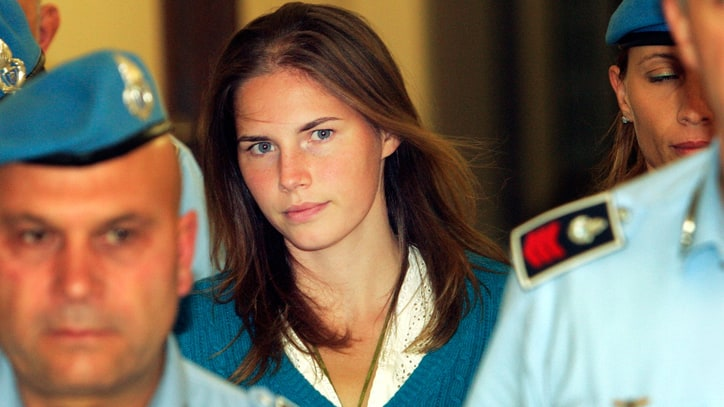 'Amanda Knox': 7 WTF Moments From New Doc