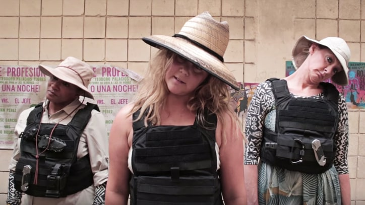 Amy Schumer Defends 'Formation' Video: 'It Was Never a Parody'