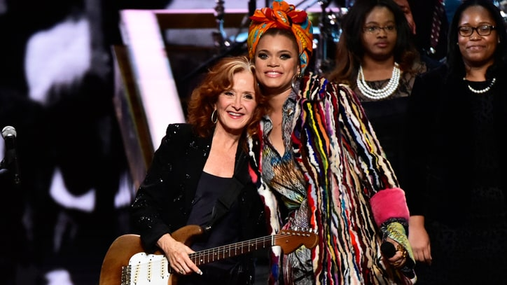 See Bonnie Raitt, Andra Day Honor Mavis Staples at Kennedy Center