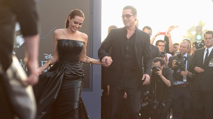 Brad Pitt and Angelina Jolie: Timeline of Hollywood's Favorite Power Couple