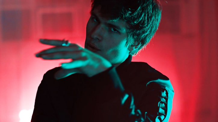 Watch Ansel Elgort's 'American Psycho'-Inspired 'Thief' Video