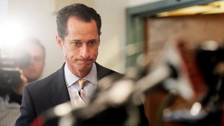 Can Anthony Weiner Go to Jail for Sexting a 15-Year-Old Girl?