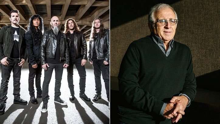 Read Anthrax's Open Letter to Irving Azoff Asking For Damage Control