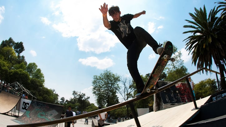 With Skateboarding Heading to the Olympics, What's Next for the Anti-Sport?