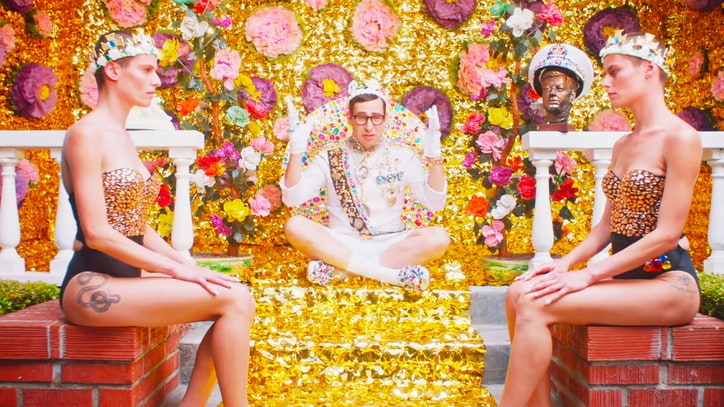 Watch Surreal, Lena Dunham-Directed Bleachers Video for 'Don't Take the Money'