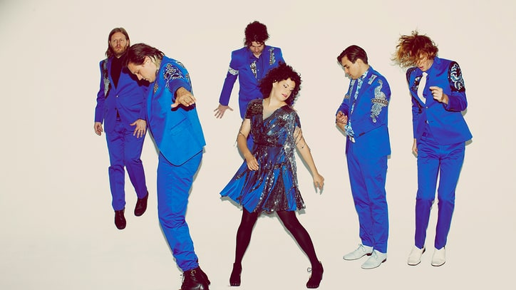 Arcade Fire Preview New Album, Tour With Euphoric 'Everything Now'