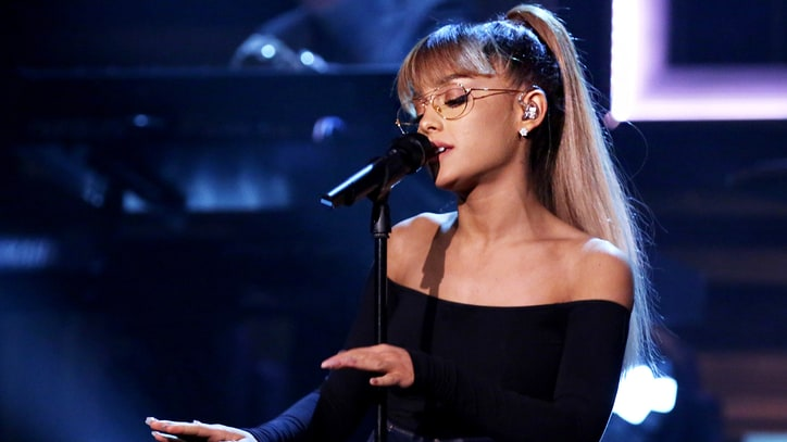 See Ariana Grande's Soulful Performance of 'Jason's Song (Gave It Away)'