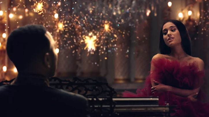 Watch Ariana Grande, John Legend's Stirring 'Beauty and the Beast' Cover