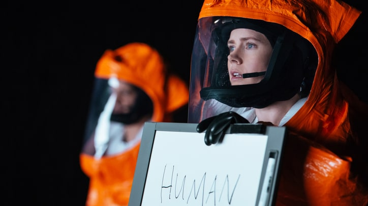 'Arrival' Review: Alien-Invasion Movie Is This Generation's 'Close Encounters'