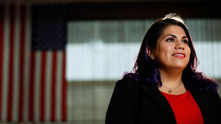 Meet the DREAMer Who Delivered a Powerful Rebuttal to Trump's Speech