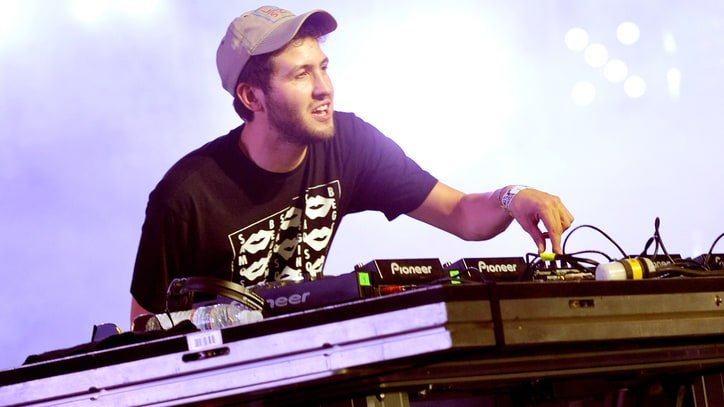 Hear Baauer's Magnetic New Song 'How Can You Tell Me When It's Done?'