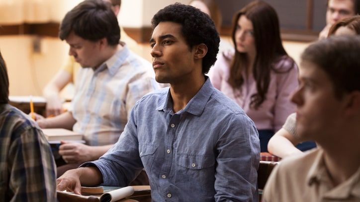 Watch Young President Obama Battle Racial Profiling in 'Barry' Trailer