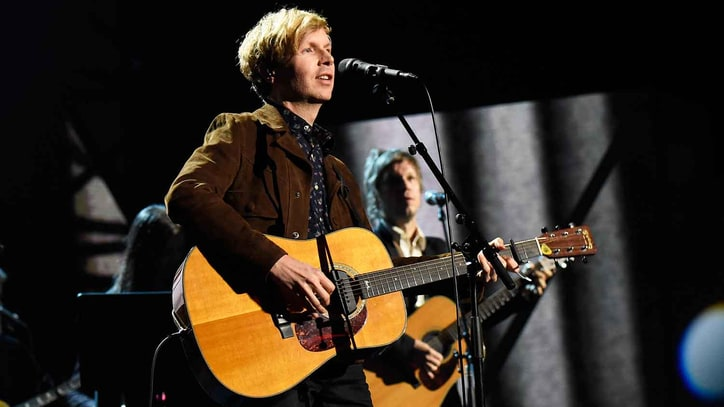 Hear Beck's Ultra-Poppy New Song 'Up All Night'