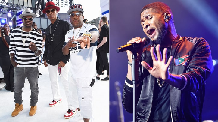 Watch Usher, Bell Biv DeVoe Perform at President Obama Send-Off