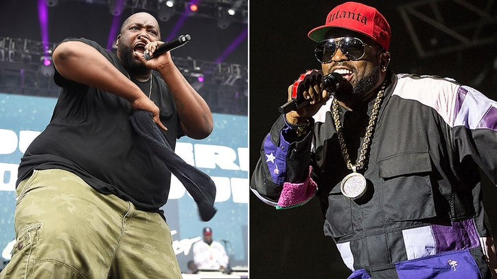 Big Boi, Killer Mike Plotting Collaborative EP
