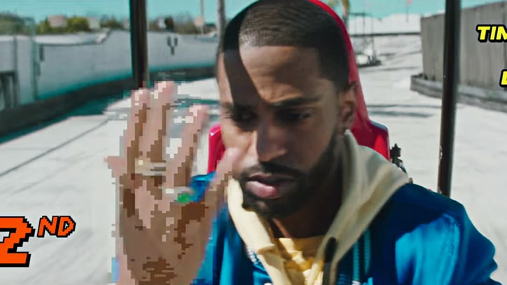 Big Sean Turns Video Game Character in Playful 'Jump Out the Window' Video
