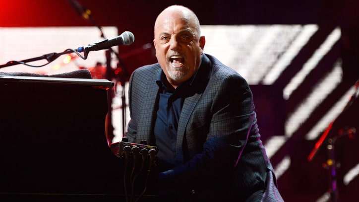 Flashback: Billy Joel Roars Back to Life at 12/12/12