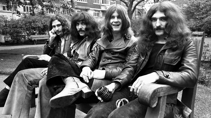 Rare Black Sabbath Items From Earliest Days Go to Auction