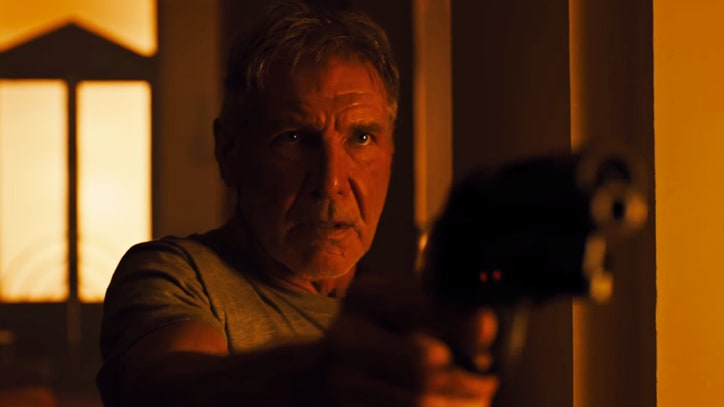 See Harrison Ford, Ryan Gosling in Ominous 'Blade Runner 2049' Teaser