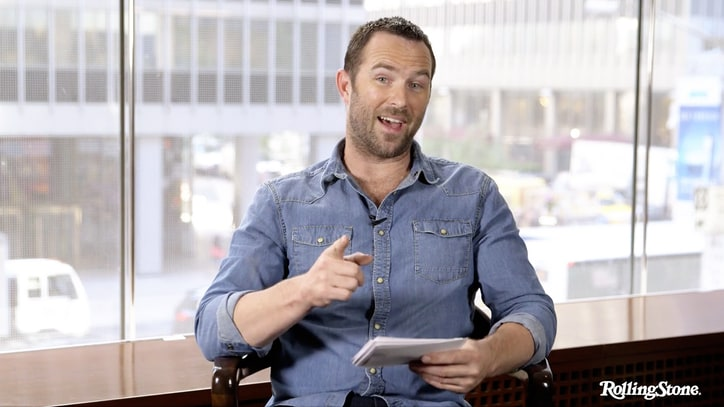 Watch 'Blindspot' Star Sullivan Stapleton Take on Crazy Fan Theories